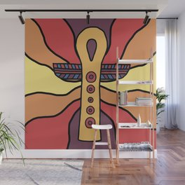 The Power of Ankh Wall Mural