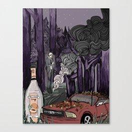 Noah Czerny Canvas Print
