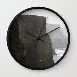 Cliffs of Moher Wall Clock