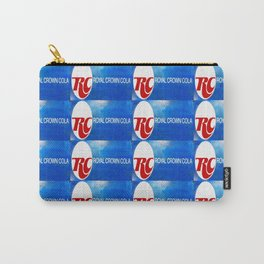 R C Royal Crown Cola Carry-All Pouch