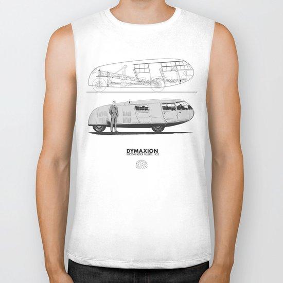 Dymaxion Biker Tank