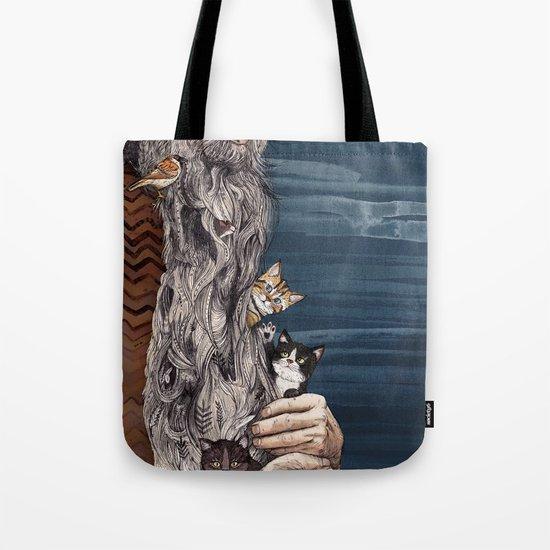 Beardnest Tote Bag