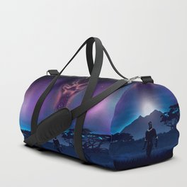 Black Panther Heaven Duffle Bag