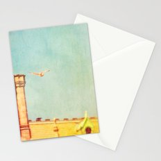 Ode to Hedwig [This is not an Owl] Stationery Cards