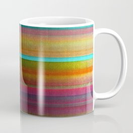 """""""Architecture, Colorful Rainbow"""" by Mar Cantón Coffee Mug"""