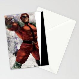 M Bison Stationery Cards