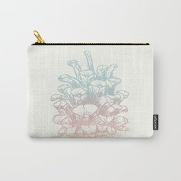 Rainbow Pine Cone Carry-All Pouch