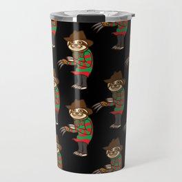 Sloth Freddy Travel Mug