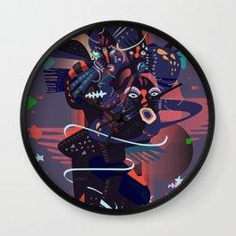 hideandseek Wall Clock
