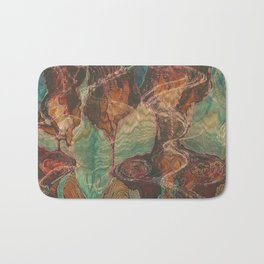 Ecstatic Pelvis (Meat Flame) Bath Mat