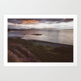 Ganavan Bay - Landscape and Nature Photography Art Print