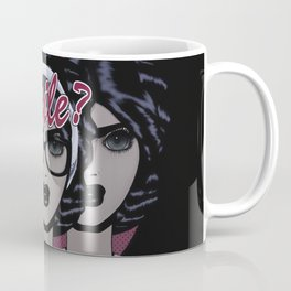 SMILE Gets Me Wrinkles Coffee Mug