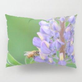 Bee Pollination Pillow Sham