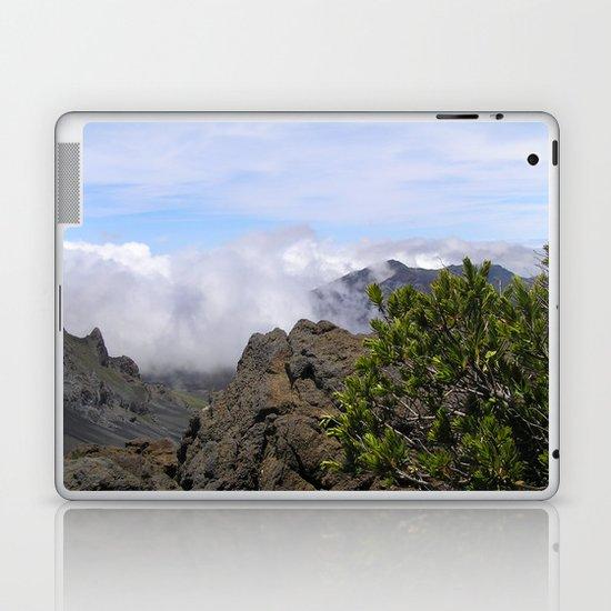Maui Hawaii - Haleakala National Park Laptop & iPad Skin