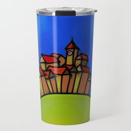 Village Travel Mug
