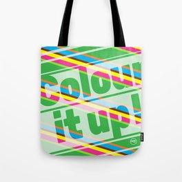 Colour it up! Tote Bag