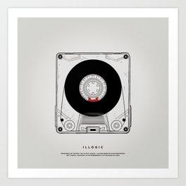 STV - Illogic A01 Art Print