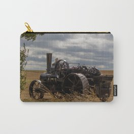 Steam Traction Engine Carry-All Pouch