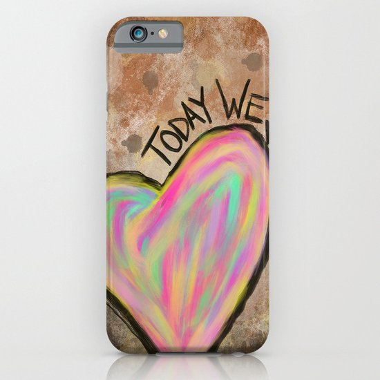 Today We Love iPhone & iPod Case