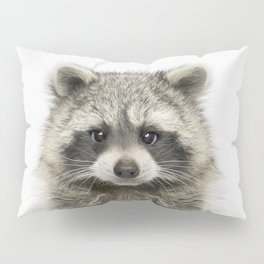 Raccoon Pillow Sham