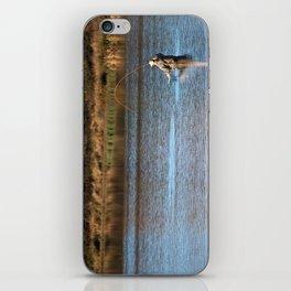 Gone Fishing 2 iPhone Skin