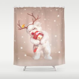 Embrance Shower Curtain