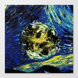 cheshire starry night   Canvas Print