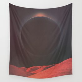 The Silence Was Deafening  Wall Tapestry