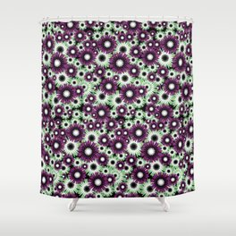 Floral-005 Shower Curtain