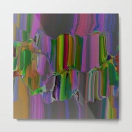 Abstract #8765 Metal Print