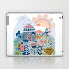 Hello mountains Laptop & iPad Skin