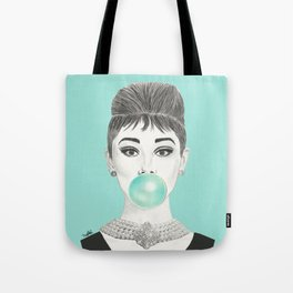 MS GOLIGHTLY Tote Bag