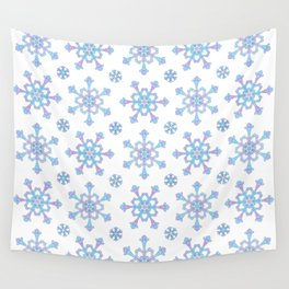 Let it Snow Mix 5 Wall Tapestry
