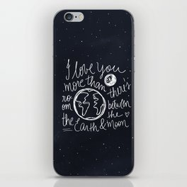 things he used to say to me [5] iPhone Skin