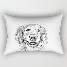 Teef Rectangular Pillow