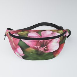 Passionate Pink Petals - Hope by Reay of Light Photography Fanny Pack