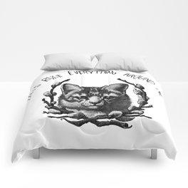 C.R.E.A.M. (In a saucer, kthxbai) Comforters