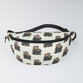 B&B ...Back in the Army (White Christmas) Fanny Pack