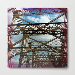 The Queen's Bridge Metal Print