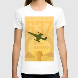 Starfighter 637 T-shirt