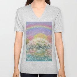 Hope - Colorful Unisex V-Neck