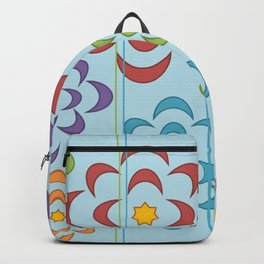 Flowers in the Sky Backpack