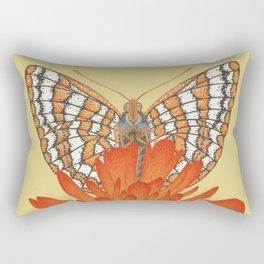 Taylor's Checkerspot Rectangular Pillow