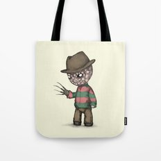 Plushie On Elm Street Tote Bag
