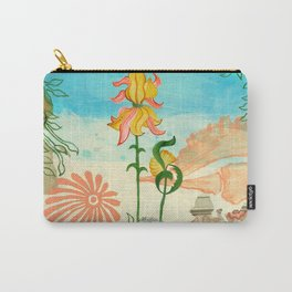 Sea Shell Flowers I Carry-All Pouch