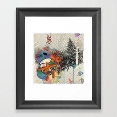 InvERsO Framed Art Print