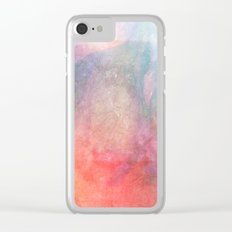 The Art of Love Clear iPhone Case