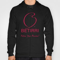 Betirri (Follow Your Passion!) Hoody