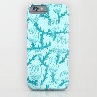 Mint Thorn Slim Case iPhone 6s