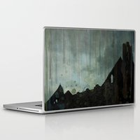 celtic Laptop & iPad Skins featuring Celtic ruin  by IvanaW